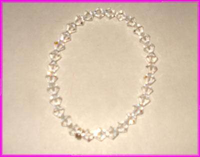 (E) Crystal Bracelet-
