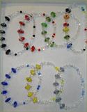(O) 6 Evil Eye Bracelets-